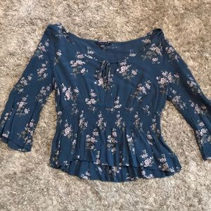 Blouse from American Eagle
